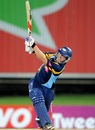 Gary Ballance slog sweeps, Trinidad & Tobago v Yorkshire, Champions League T20, Centurion, October 10, 2012