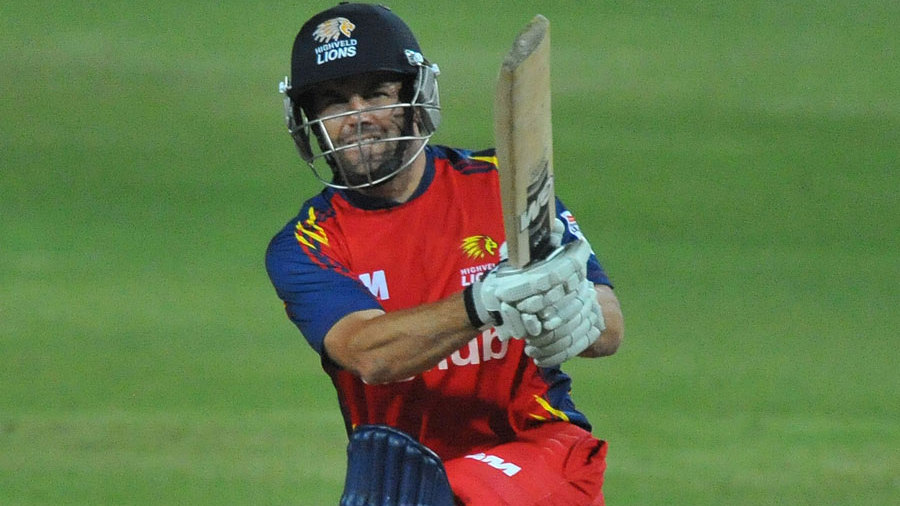 Neil McKenzie top scored with 68 off 41 deliveries