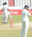 Bhuvneshwar Kumar and Rituraj Singh take Central Zone past North Zone's total, Central Zone v North Zone, Duleep Trophy, semi-final, Hyderabad, 4th day, October 17, 2012