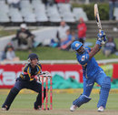 Dwayne Smith launched four sixes in his 37