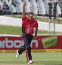 Shane Watson picked up two wickets, Lions v Sydney Sixers, Group B, Champions League T20, Cape Town, October 18, 2012