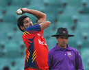 Sohail Tanvir took 2 for 25, Lions v Yorkshire, Group B, Champions League T20, Johannesburg, October 20, 2012