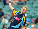 Steven Patterson picked up two wickets, Lions v Yorkshire, Champions League T20, Group B, Johannesburg, October 20, 2012