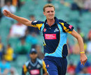 Oliver Hannon-Dalby had plenty to do on his Twenty20 debut, Lions v Yorkshire, Champions League T20, Group B, Johannesburg, October 20, 2012