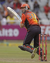 Simon Katich worked his way to 34 off 33, Delhi Daredevils v Perth Scorchers, Champions League T20, Cape Town, October 21, 2012