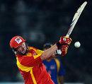 No. 11 Nantie Hayward smashed 42 off 16 deliveries, Pakistan All Star XI v International XI, Karachi, October 21, 2012