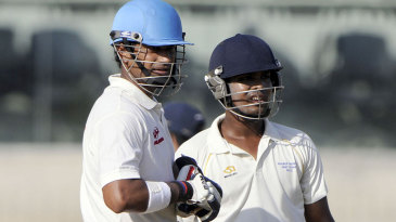 Dheeraj Jadhav and Natraj Behera added 44