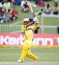 S Badrinath was named Man of the Match for his 47, Chennai Super Kings v Yorkshire, Champions League T20, Durban, October 22, 2012