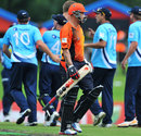 Herschelle Gibbs was dismissed cheaply, Auckland Aces v Perth Scorchers, Champions League T20, Centurion, October 23, 2012