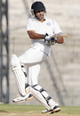 Ishank Jaggi pulls behind square, Central Zone v East Zone, Duleep Trophy final, 3rd day, Chennai, October 23, 2012