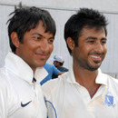 Iresh Saxena and Anustup Majumdar, the two spinners who scripted East Zone's Duleep Trophy triumph