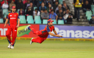 Lions were impressive in the field, Delhi Daredevils v Lions, 1st semi-final, Champions League T20, Durban, October 25, 2012