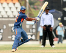 Harmanpreet Kaur plays the cut shot, India v Pakistan, ACC Women's T20 Asia Cup, Guangzhou, October 28, 2012