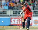 Neil McKenzie lasted four deliveries, Lions v Sydney Sixers, final, CLT20, Johannesburg, October 28, 2012