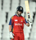 Jean Symes scored a half-century to rescue Lions, Lions v Sydney Sixers, final, CLT20, Johannesburg, October 28, 2012