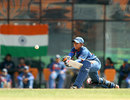 Poonam Raut reverse sweeps, India v Pakistan, final, ACC Women's T20 Asia Cup, Guangzhou, October 31, 2012