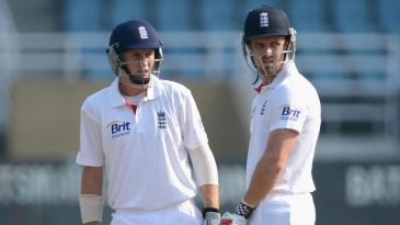 Nick Compton and Joe Root opened the innings