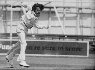 Bhagwath Chandrasekhar took nine wickets in the match