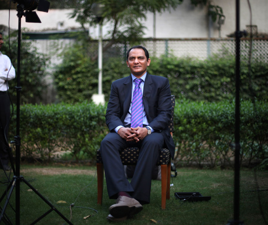 All that you can leave behind: India recovered from the dark days of match-fixing. Azharuddin did too