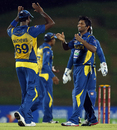 Jeevan Mendis took three wickets