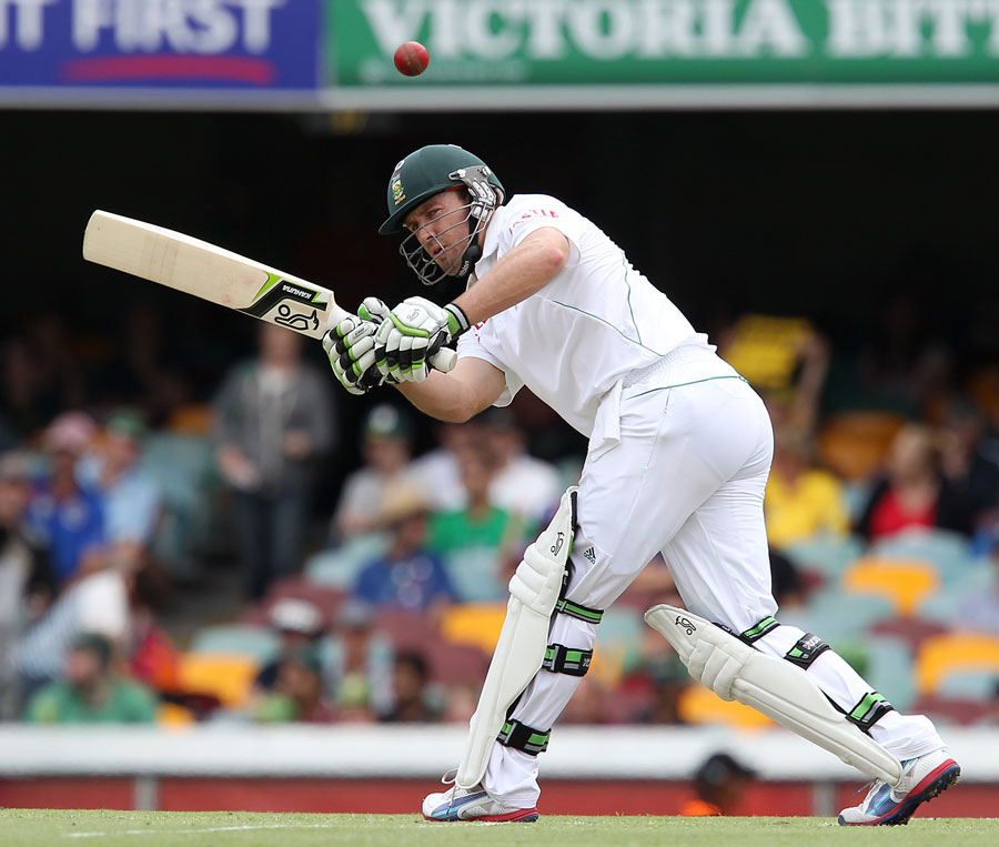 AB de Villiers looked fluent during his 40