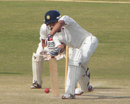 Rohit Sharma scored 79, Rajasthan v Mumbai, Ranji Trophy, Group A, 3rd day, Jaipur, November 11, 2012