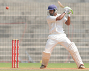 Ganesh Satish scored an unbeaten double-century, Tamil Nadu v Karnataka, Ranji Trophy, Group B, 4th day, Chennai, November 12, 2012