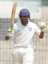 Ganesh Satish was part of a 243-run stand for the sixth wicket, Tamil Nadu v Karnataka, Ranji Trophy, Group B, 4th day, Chennai, November 12, 2012