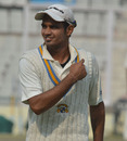 Siddarth Kaul took four wickets, Punjab v Bengal, Ranji Trophy, Group B, 4th day, Mohali, November 12, 2012
