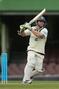 Chris Rogers swivels the ball to the leg side, New South Wales v Victoria, Sheffield Shield, Sydney, 2nd day, November 14, 2012