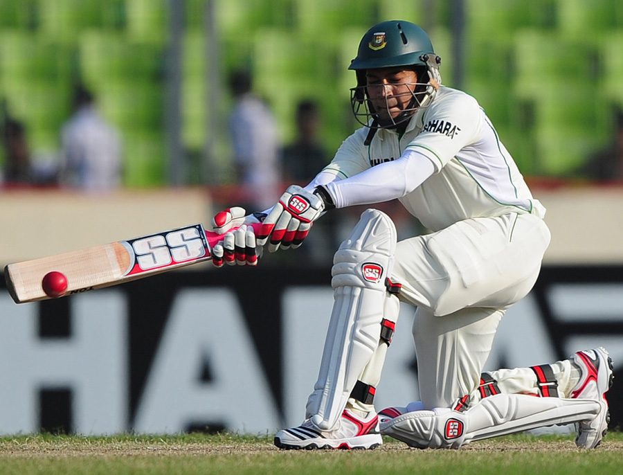 Mushfiqur Rahim sweeps