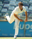 Mitchell Marsh took the first wicket of the second innings