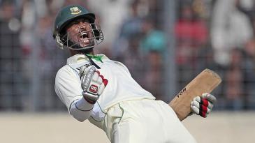 Naeem Islam celebrates his century