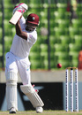 Darren Bravo drives