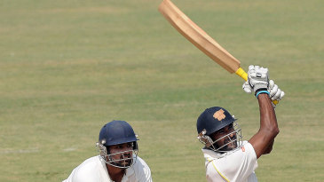 Yomahesh bettered his first-class top score