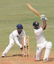 Yomahesh bettered his first-class top score, Tamil Nadu v Maharashtra, Group B, Ranji Trophy 2012-13, Chennai, 1st day, November 17, 2012