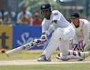 Mahela Jayawardene plays the lap sweep