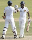 Sri Lanka's openers made light work of the chase, Sri Lanka v New Zealand, 1st Test, Galle, 3rd day, November 19, 2012