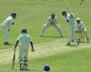 Abhishek Hegde scored a century for Kerala, Kerala v Assam, Ranji Trophy, Group C, 4th day, Malappuram, November 20, 2012