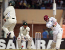 Marlon Samuels drives