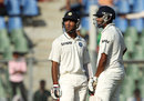 Cheteshwar Pujara and R Ashwin added 97 runs on day one