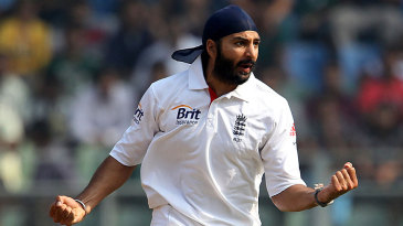 Monty Panesar finished with 5 for 129