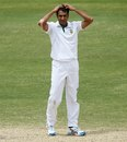 Imran Tahir had match figures of 0 for 260 in 37 overs, Australia v South Africa, 2nd Test, Adelaide, 4th day, November 25, 2012