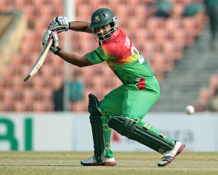 Tamim Iqbal scored 72, Bangladesh Cricket Board XI v Bangladesh Khulna, November 27, 2012