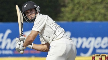 Todd Astle scored 35, and shared a 97-run stand with Ross Taylor
