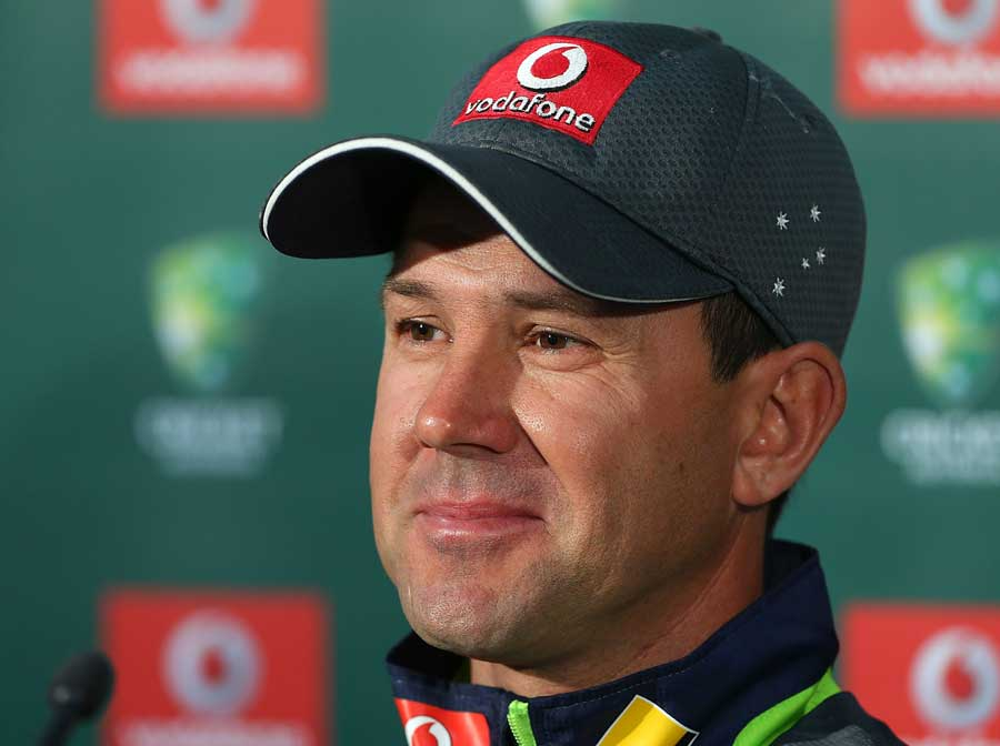 reader, first-time writer Ricky Ponting has joined ESPNcricinfo ...