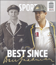 Australia's <i>Daily Telegraph</i> pays tribute to Ricky Ponting, November 29, 2012