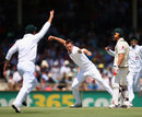 South Africa move ahead on day two