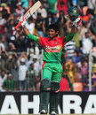 Anamul Haque became the third Bangladesh teenager to score a ODI century