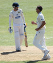 Dean Bartlett took his first five-wicket haul for Auckland, Auckland v Otago, Plunket Shield, Auckland, December 3, 2012